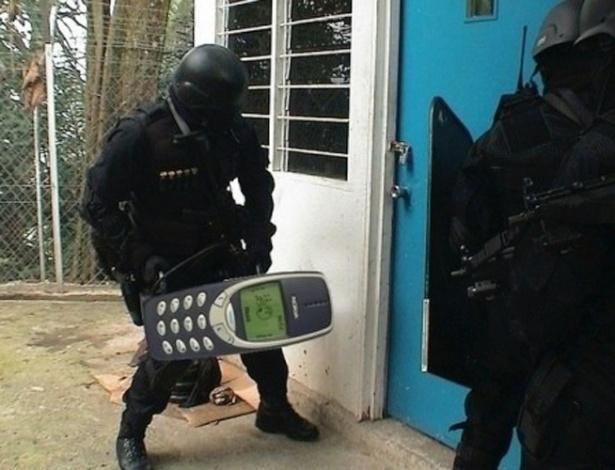 Piadas sobre Nokia ''indestrutível'' mostram resistência ''sobrenatural'' do celular