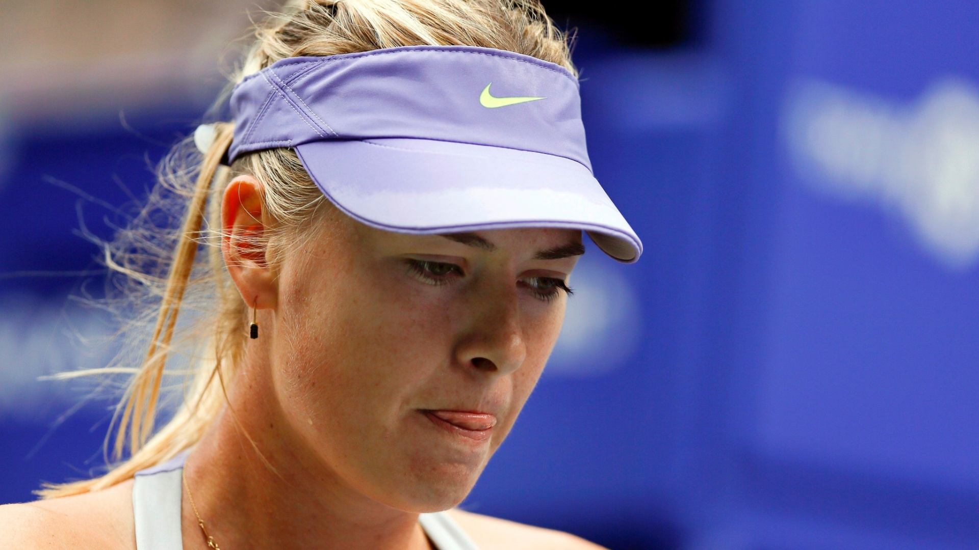 Sharapova foi eliminada nas quartas de final do WTA de Tquio