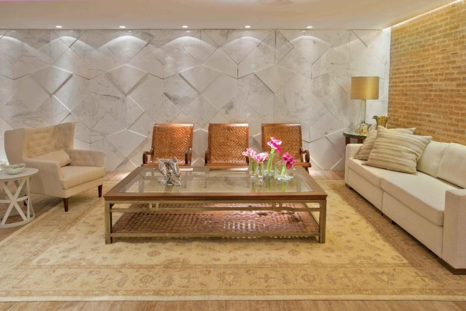 decoracao de interiores de casas grandes: Casa Cor Brasília fica aberta ao público de 29 de setembro a 06 de