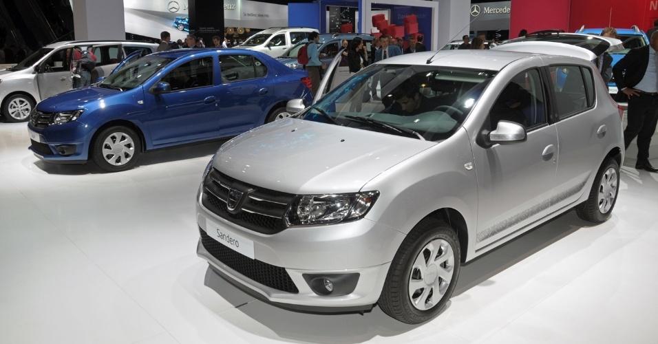 Dacia Sandero e Logan