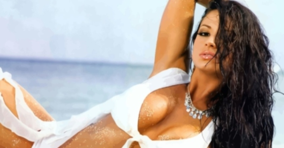 Candice Michelle  casada e me de uma filha