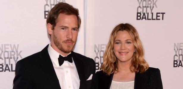 Drew Barrymore e o marido, Will Kopelman
