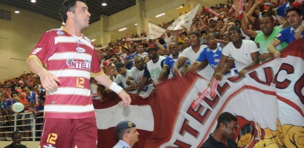 Falcão foi expulso na partida entre Orlândia e São José, pela Liga Paulista