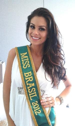Miss Brasil 2012, Gabriela Markus