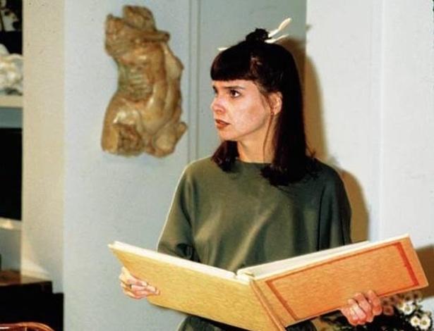 Vale Tudo - 1988 - A editora de moda Solange Duprat, vivida pela atriz