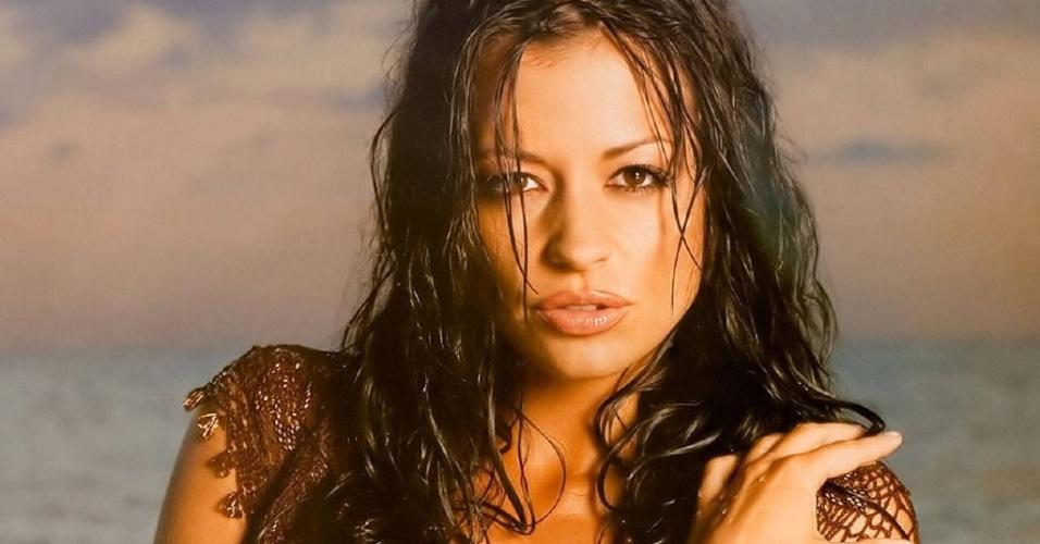 Candice Michelle é uma das maiores estrelas da luta livre