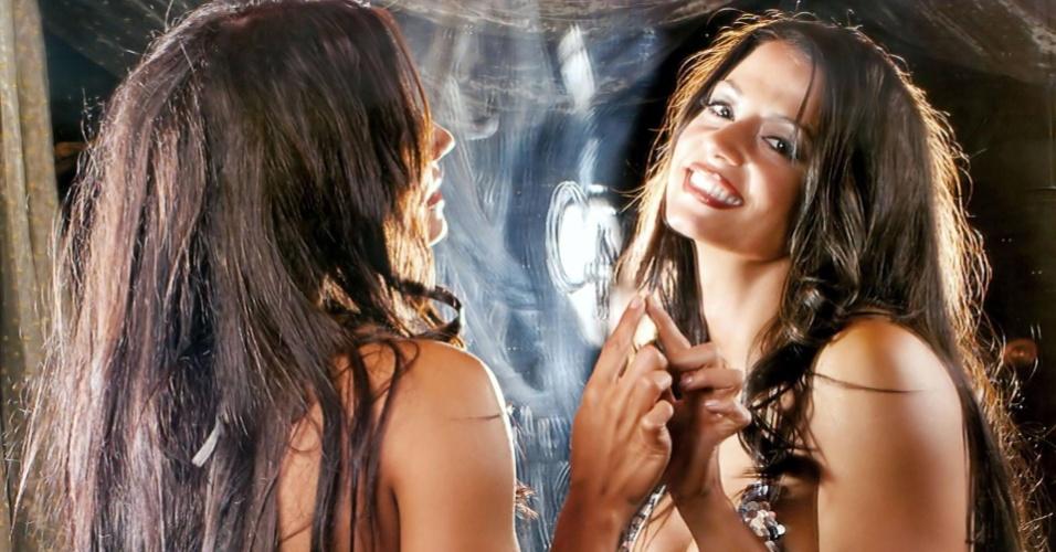 Musa da luta livre, Candice Michelle já fez vários filmes eróticos