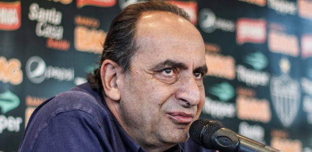 """Presidente do clube mineiro também apontou futebol carioca como """"vilão"""""""