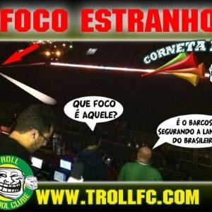 Corneta FC: É a luz voltando? Não! É a lanterna do Brasileirão!