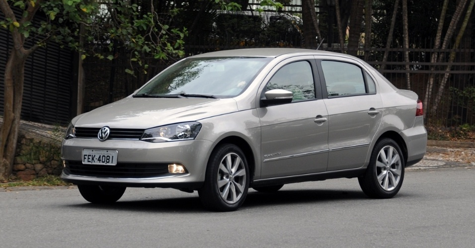 Volkswagen Voyage 1.6 I-Motion 2013