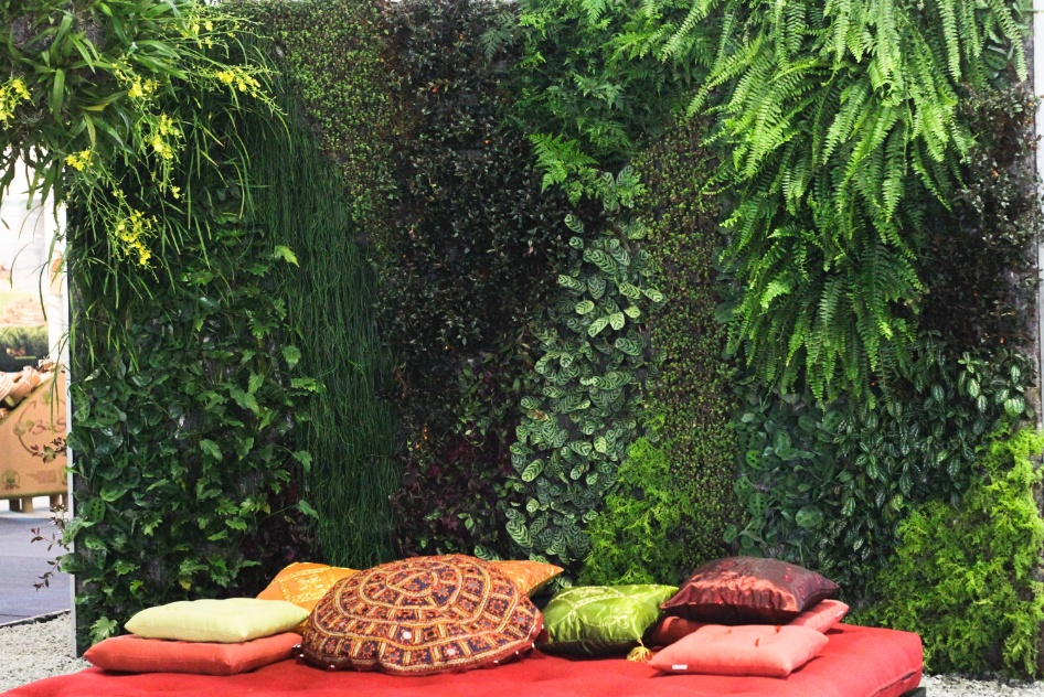 Jardins como espaços de descanso: mostra de paisagismo reúne seis ambientes na Fiaflora - Casa e ...