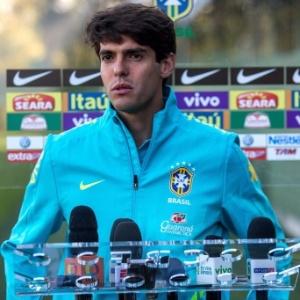 : Kaká inicia 'vestibular' para provar status de referência da seleção