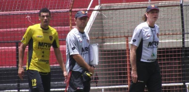Sérgio Guedes não resistiu aos últimos resultados e foi demitido pela diretoria do Sport