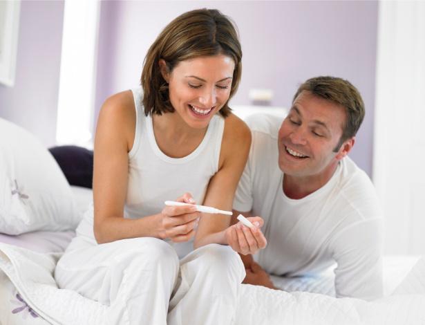 Os médicos recomendam que a mulher faça o teste de farmácia após o 10º dia de atraso da menstruação