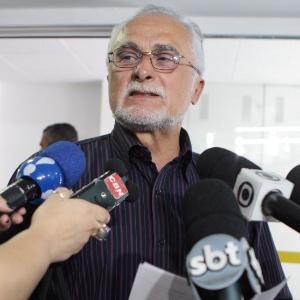 O ex-deputado federal José Genoino comenta a sua condenação por participação no esquema do mensalão em outubro