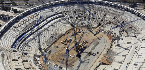 Administração do Maracanã passará para a iniciativa privada após a Copa das Confederações