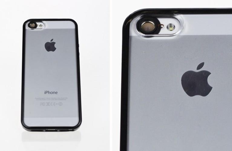 13.out.2012 - Bastou alguns usuários de iPhone 5 relatarem que fotos tiradas com o smartphone -- em certas condições de luz -- saem com um círculo roxo para que alguém surgisse com uma solução. E não foi a Apple (a empresa apenas adicionou um tópico na página de suporte dizendo que isso pode acontecer com qualquer câmera). A camHoodie é uma capa que vem com um anel de borracha que cobre o entorno da lente e promete atenuar o arroxeado das fotos do iPhone 5. Da Fotodiox, US$ 24,95 (cerca de R$ 51)