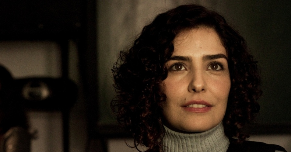 """A atriz Letícia Sabatella é o nome mais conhecido do elenco de """"Circular"""", estreia desta sexta-feira (12) em São Paulo e Curitiba"""