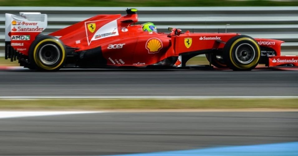 Brasileiro Felipe Massa vai largar em sexto lugar no GP da Coreia do Sul