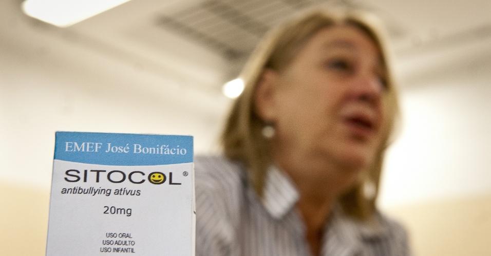 """Professora cria """"remédio"""" contra bullying em escola da periferia de São Paulo"""