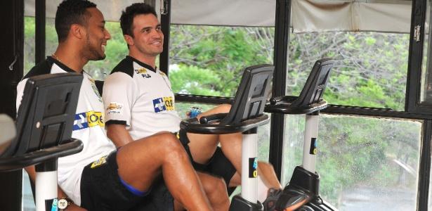 Falcão realiza tratamento de lesão com a seleção brasileira em Ceilândia