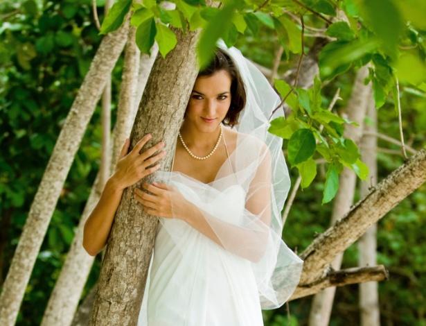 """Para organizar cerimônia """"verde"""", noivos ecologicamente corretos levam vários detalhes em consideração"""