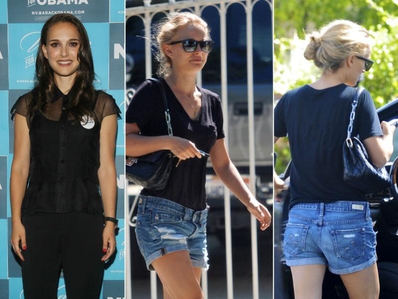 Natalie Portman loira