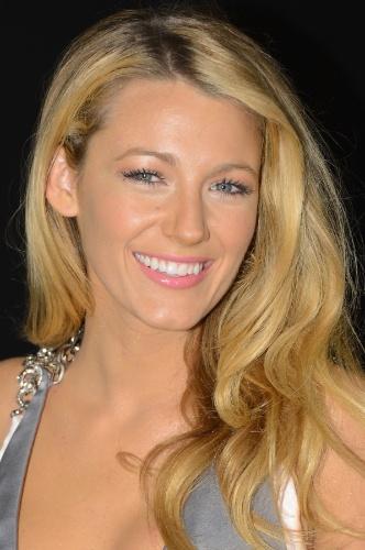Blake Lively - cor cabelo verão