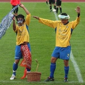 : Na Finlândia, brasileiro se vê como'nº 1' das comemorações divertidas