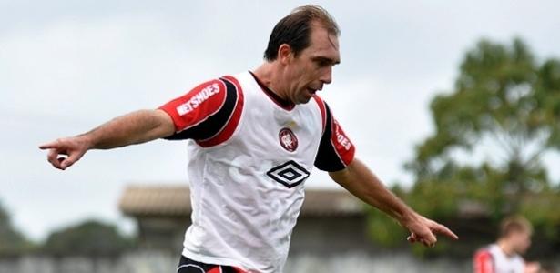 Paulo Baier, meia do Atlético-PR