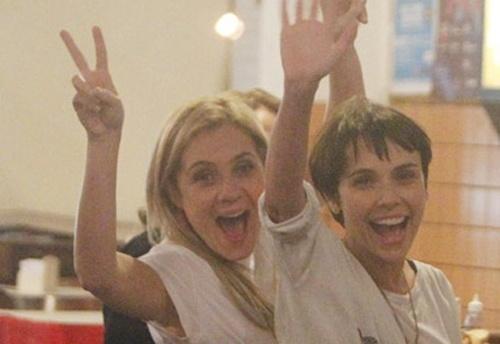 Buemba! Buemba! Final de 'Avenida Brasil' e Dilma decreta feriado ...