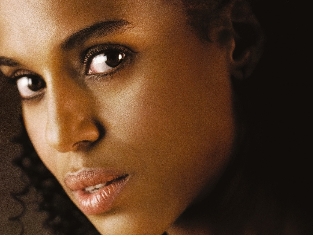 Kerry Washington estampa o cartaz internacional de