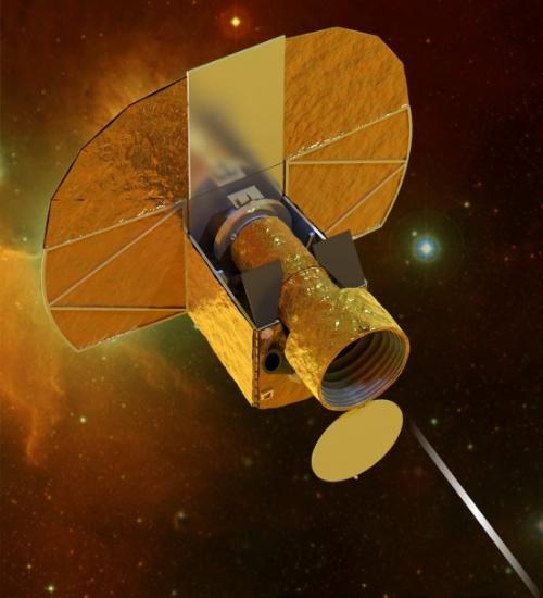 19.out.2012 - A Agência Espacial Europeia (ESA, na sigla em inglês) divulgou que vai projetar um pequeno satélite para estudar exoplanetas, planetas que orbitam grandes estrelas como o Sol, mas que estão fora do nosso Sistema Solar.  O Cheops está previsto para ser lançado em 2017 e deve ficar cerca de 3 anos e meio no espaço
