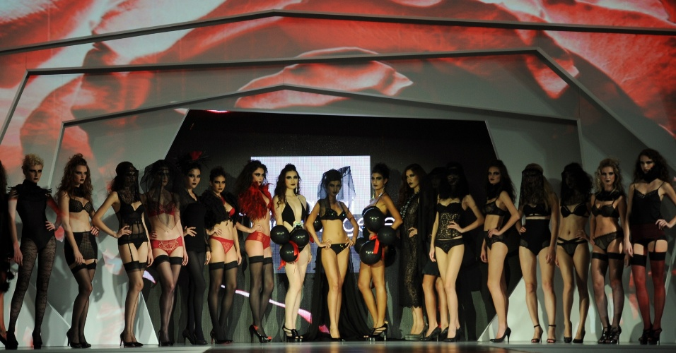Lingerie Gala Night 2012