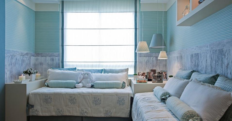 decoracao quarto branco e azul – Doitri com ~ Quarto Rosa E Azul Tiffany