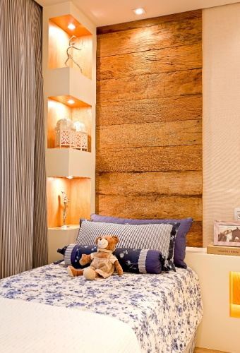 Inspirese em ideias de decoração para quartos de menina que vão além da cor