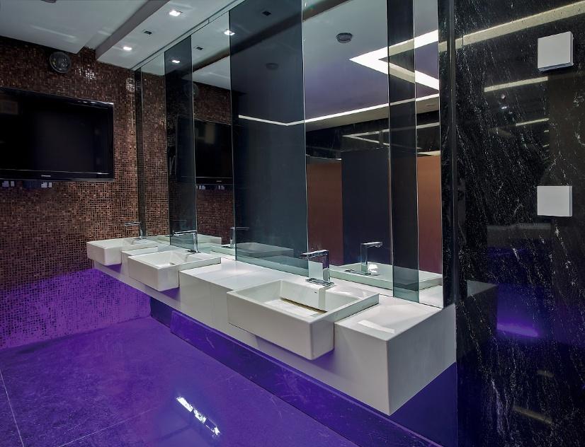 decoracao de banheiro juvenil – Doitricom -> Banheiro Decorado Masculino