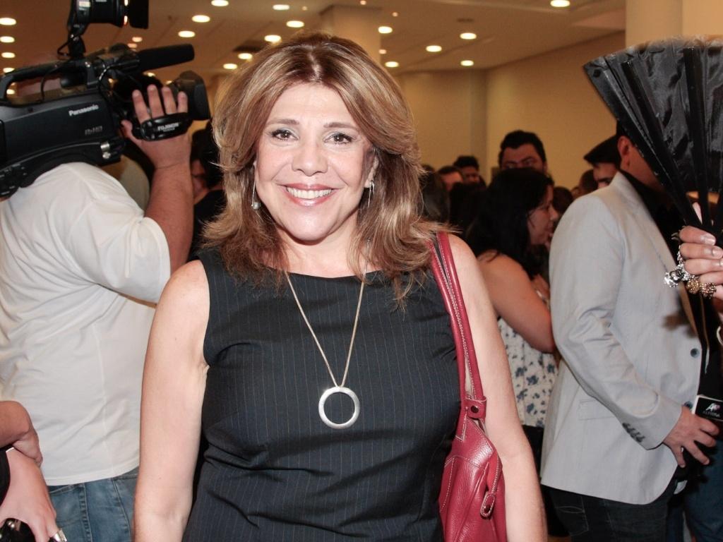 Fernanda Baltezan prestigia apresentação especial do espetáculo