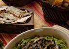 Fettuccine ai Funghi Trifolati
