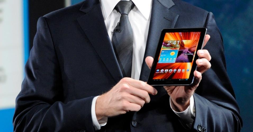 Galaxy Tab 7.7'', da Samsung