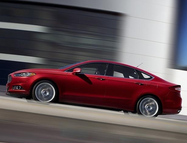 Novo Fusion: carro ficou mais adequado ao que se pede, hoje, quanto a consumo e emissões