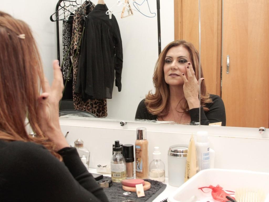 Patricya Travassos se prepara para apresentação especial do espetáculo