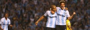 você viu?: Grêmio leva susto, mas vira jogo com Barcelona-EQU e avança na Sul-Americana