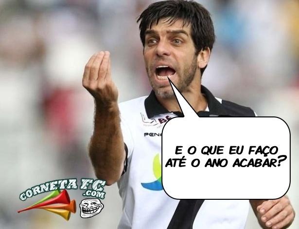 Corneta FC: Alguém aí pode responder a pergunta do Juninho?