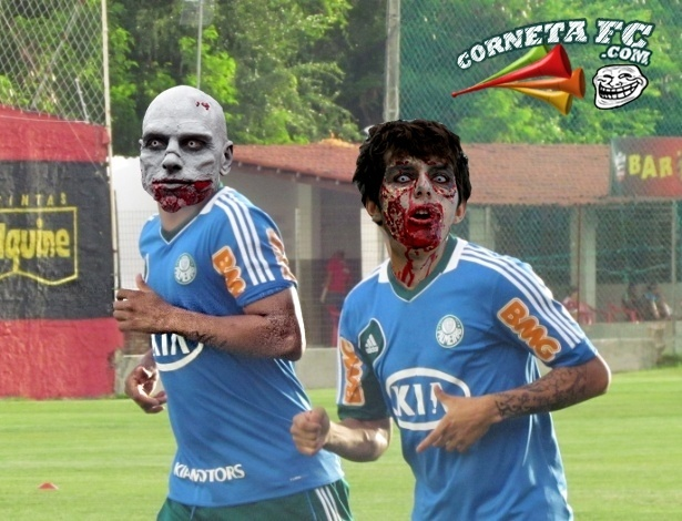 Corneta FC: Morto em 2012, Palmeiras reforça elenco de