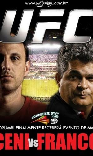 Corneta FC: Com Ceni e Ney Franco, Morumbi finalmente receberá UFC