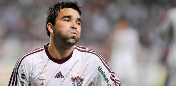 Meia Deco, do Fluminense, ficará afastado dos campos por tempo indeterminado