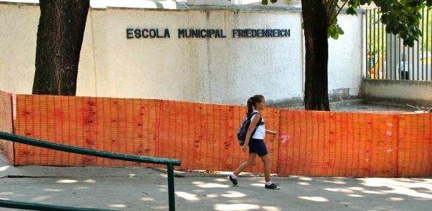 Escola Municipal Friedenreich é sétima melhor do Estado, mas dará lugar a quadras para Olimpíada
