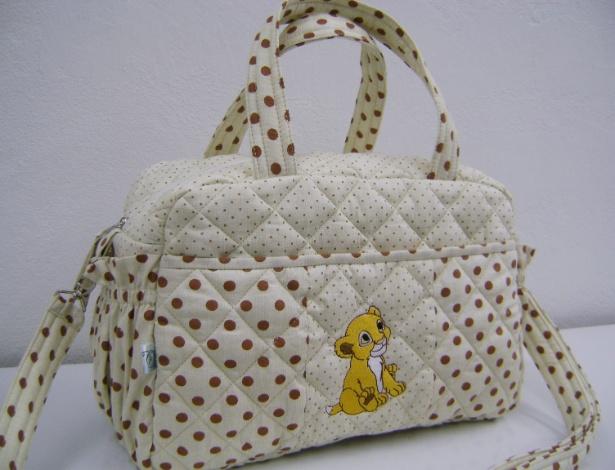 Bolsa De Tecido Bebe : Confira sugest?es de bolsas para carregar tudo do seu beb?