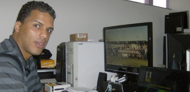 Fernando Lázaro coordena setor responsável por analisar rivais do clube